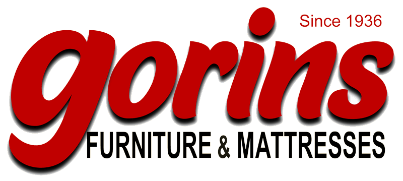 Gorins Furniture and Mattress Logo